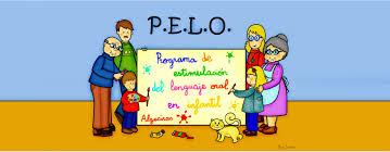 Programa de Estimulación del Lenguaje Oral.